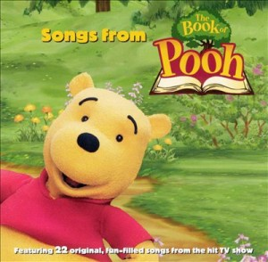 SONGS FROM THE BOOK OF POOH CD