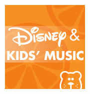 Disney & Kids' Music