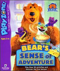 Bear's Sense of Adventure